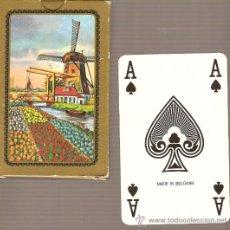 Barajas de cartas: BARAJA NAIPES CARTAS - MADE IN BELGIUM POKER. Lote 20774307