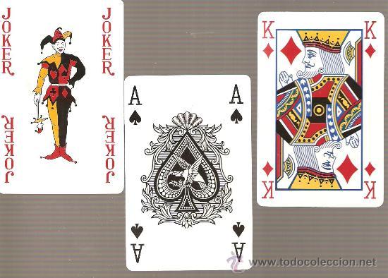 Barajas de cartas: BARAJA NAIPES CARTAS : OLD AMSTERDAM - POKER - Foto 2 - 20264422