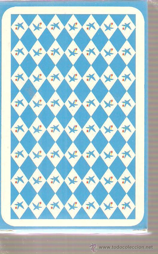 Barajas de cartas: BARAJA NAIPES CARTAS - NAIPE ESPAÑOL - NAIPES COMAS - Foto 2 - 20399306