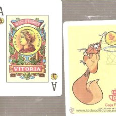 Barajas de cartas: BARAJA NAIPES CARTAS - CAJA POSTAL. Lote 20482893