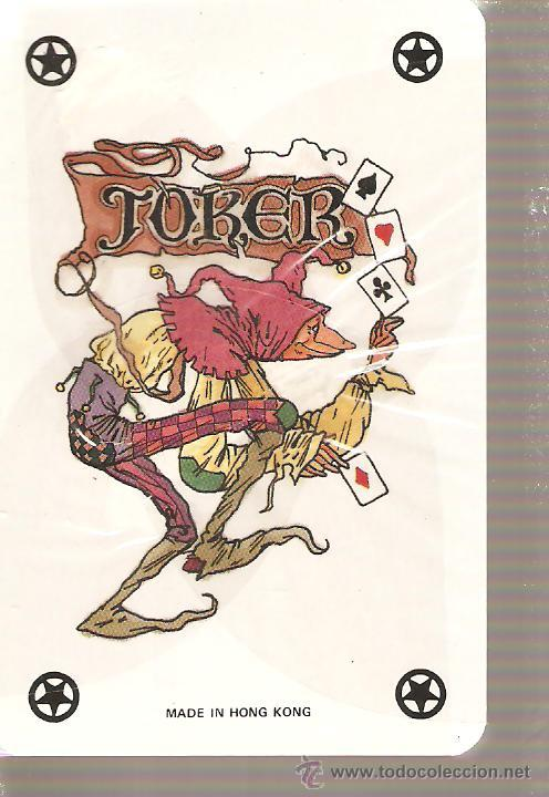 BARAJA NAIPES CARTAS - NIAGARA FALLS (Juguetes y Juegos - Cartas y Naipes - Barajas de Póker)