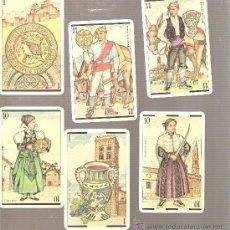 Barajas de cartas: BARAJA NAIPES CARTAS - BARAJA ARAGONESA . Lote 26209580