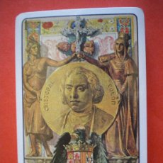 Barajas de cartas: BARAJA IBEROAMERICANA DE HERACLIO FOURNIER. Lote 57567641