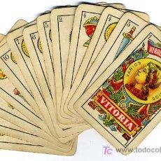 Barajas de cartas: BARAJA CARTAS , FOURNIER CLASICA, COMPLETA , C28. Lote 26153459