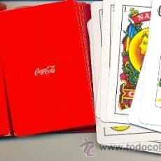 Barajas de cartas: 30-221. BARAJA CARTAS COCA COLA. Lote 15595255