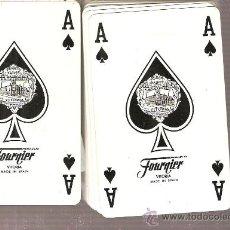 Barajas de cartas: BARAJA NAIPES CARTAS - POKER DE HERACLIO FOURNIER . Lote 26253981