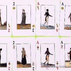Barajas de cartas: BARAJA DE CARTAS ESPAÑOLA: TRAJES TÍPICOS MADRILEÑOS - AYUNTAMIENTO MADRID (VER MÁS IMÁGENES DENTRO). Lote 40706893