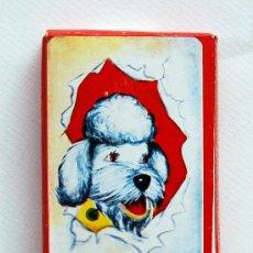 Barajas de cartas: BARAJA INFANTIL DE COMAS. LA PERRITA MARILIN. AÑOS 60. Lote 27241334
