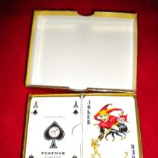 Barajas de cartas: BARAJA PIANTNIK PLAYING CARDS.. Lote 26120483