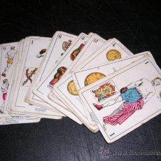 Barajas de cartas: BARAJA DEPORTIVA,BOXEO,CHOCOLATES AMATLLER,COMPLETA,48 CARTAS,SEÑALES DE USO,VER FOTOS ADICONALES.. Lote 20009950