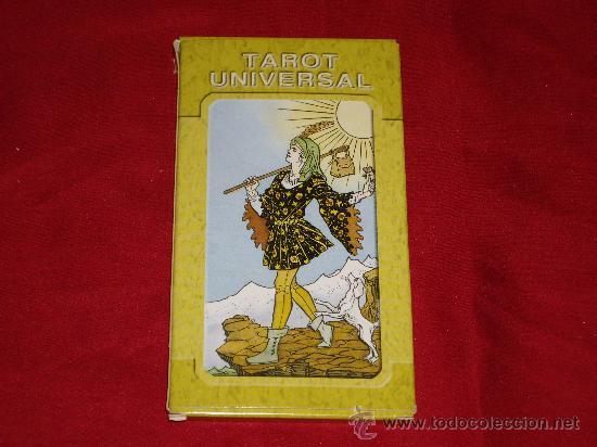 TAROT UNIVERSAL (Juguetes y Juegos - Cartas y Naipes - Barajas Tarot)