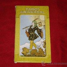 Barajas de cartas: TAROT UNIVERSAL. Lote 26443787