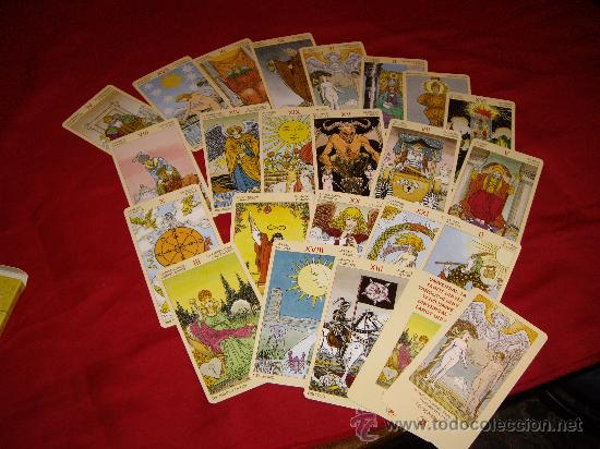 Barajas de cartas: TAROT UNIVERSAL - Foto 2 - 26443787