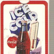 Barajas de cartas: BARAJA NAIPES CARTAS - COCA-COLA ICE COLD BRIDGE. Lote 16465134