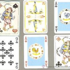 Barajas de cartas - BARAJA NAIPES CARTAS - JEU DES FAIENCERIES DE QUIMPER - HB HENRIOT - 16465258