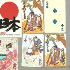 Barajas de cartas: BARAJA NAIPES CARTAS - NIPPON PLAYING CARDS ANGEL. Lote 16465309