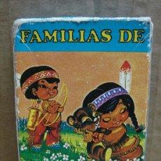 Barajas de cartas: BARAJA FAMILIAS DE 7 PAISES HERACLIO FOURNIER 42+ 2 ¡¡ COMPLETA ¡¡¡¡ AÑO 2000 . Lote 24386927