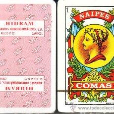 Barajas de cartas: HIDRAM - BARAJA ESPAÑOLA 40 CARTAS. Lote 24976492