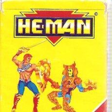 Jeux de cartes: HE-MAN JUEGO DE NAIPES FOURNIER, MATEL 1991. Lote 26277646