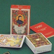 Barajas de cartas: TAROT-ITALCARDS-BOLOGNA -IL TAROCCO DI SISSI DISEÑO DE AMERICO FOLCHI -EDICION LIMITADA- 1991. Lote 20722331