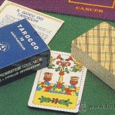 Barajas de cartas: TAROT-ITALCARDS-BOLOGNA - TAROCCO PIEMONTESE 78 CARTAS+FOLLETO DE INSTRUCCIONES. Lote 20722332