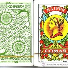 Barajas de cartas: KOIPESOL - BARAJA ESPAÑOLA 40 CARTAS. Lote 33525270