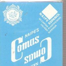 Barajas de cartas: BARAJA NAIPES CARTAS - NAIPES COMAS - MIRO. Lote 18169709