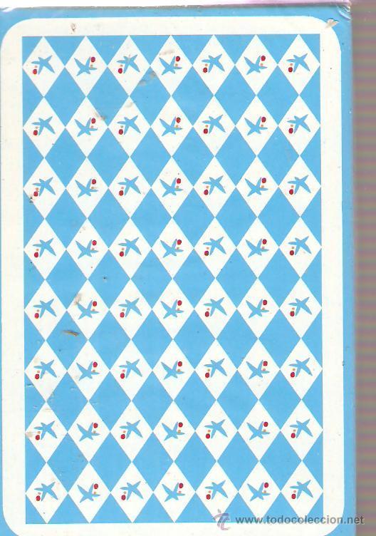 Barajas de cartas: BARAJA NAIPES CARTAS - NAIPES COMAS - MIRO - Foto 2 - 18169709