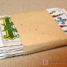 Barajas de cartas: ANTIGUA, 40 NAIPES, BARAJAS, TROQUELADOS, 1964, COMPLETO. Lote 18953600