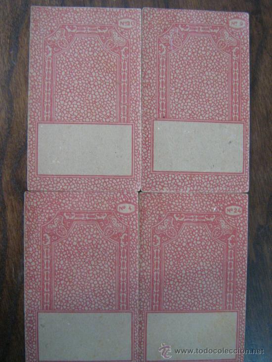 Barajas de cartas: antigua baraja juego de niños incompleta 30 cartas sin publicidad por detras miren fotos - Foto 4 - 21354295