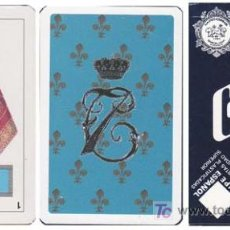 Barajas de cartas: BARAJA COMAS. BARAJA TERCERA GUERRA CARLISTA ¡ SIN USAR ! - NAIPE ESPAÑOL DE 40 CARTAS. Lote 18453233