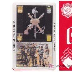 Barajas de cartas: BARAJA COMAS. BARAJA DE LA LEGION ¡ SIN USAR ! - NAIPE ESPAÑOL DE 40 CARTAS . Lote 18453248