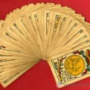 Barajas de cartas: BARAJA ANTIGUA , LA LOBA ,JUAN ROURA, 1939 , EXPORTACION, VER FOTOS, COMPLETA 40 NAIPES.. Lote 27195601