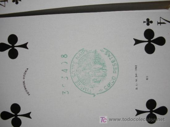 Barajas de cartas: NAIPES EUROPE DE FORNIER - Foto 4 - 26722148