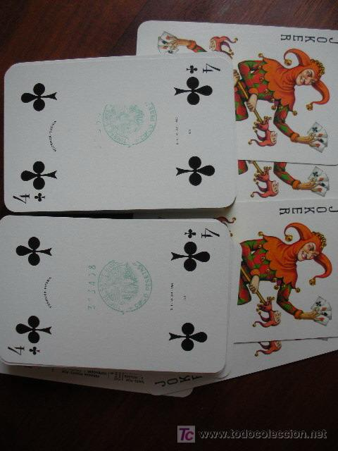 Barajas de cartas: NAIPES EUROPE DE FORNIER - Foto 5 - 26722148