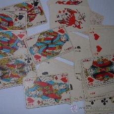 Barajas de cartas: ANTIGUA BARAJA DE CARTAS COMPLETA.. Lote 56153038