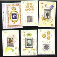 Barajas de cartas: BARAJA CON FOTOS DE SELLOS DE FILATELIA CLASICA . Lote 19601835