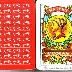 Barajas de cartas: BARCO - BARAJA ESPAÑOLA DE 40 CARTAS. Lote 19823108