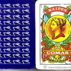Barajas de cartas: BARCO - BARAJA ESPAÑOLA DE 40 CARTAS. Lote 19823225