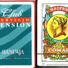 Barajas de cartas: BANCAJA - BARAJA ESPAÑOLA DE 40 CARTAS. Lote 19824777