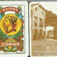 Barajas de cartas: ATIENZA BARAJA ESPAÑOLA 40 CARTAS. Lote 20180577