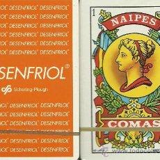 Barajas de cartas: DESENFRIOL BARAJA ESPAÑOLA 40 CARTAS. Lote 20220036