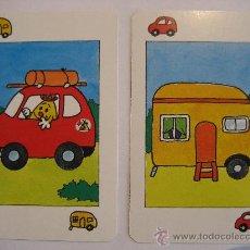 Barajas de cartas: BARAJA CARTAS. JUEGO DE PAREJAS DE GULI.. Lote 115199500