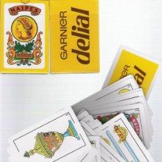 Barajas de cartas: RARA BARAJA ESPAÑOLA DE COLECCION DE PROPAGANDA . Lote 20439128