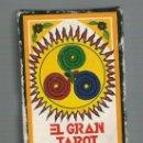 Barajas de cartas: BARAJA DEL GRAN TAROT ESOTERICO CON CAJA Y INSTRUCCIONES 78 CARTAS. Lote 27590755