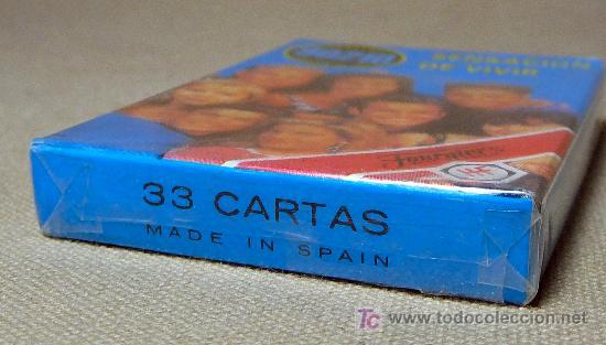 Barajas de cartas: BARAJA INFANTIL, FOURNIER, SENSACION DE VIVIR, 90210, BEVERLYHILLS - Foto 3 - 20813344