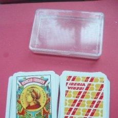 Barajas de cartas: JUEGO DE CARTAS PROPAGANDA DE LA CASA DE IBERIA. Lote 26405795