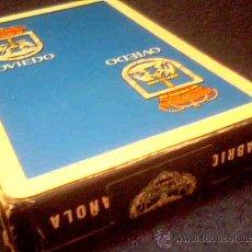 Barajas de cartas: OVIEDO. NAIPE ESPAÑOL. 40 CARTAS. HERACLIO FOURNIER. BARAJA ESPAÑOLA SIN ESTRENAR.. Lote 21038325