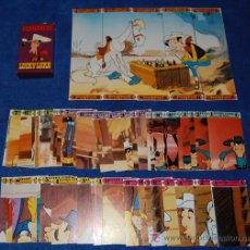 Barajas de cartas: BARAJA - LUCKY LUKE - CARTOPUZZLE - 1971 ¡IMPECABLE!. Lote 24859956