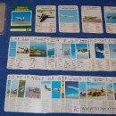 Barajas de cartas: BARAJA - AVIONES Y HELICOPTEROS - FOURNIER - 1976 ¡IMPECABLE!. Lote 24859957